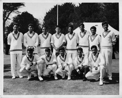 Pakistan to UK 1962