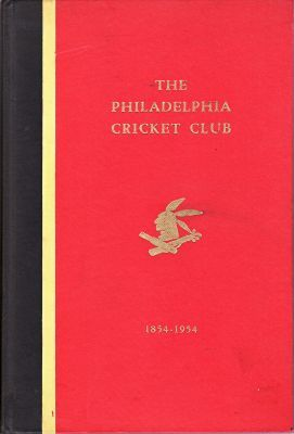 Lippincott, HM: The Philadelphia Cricket Club