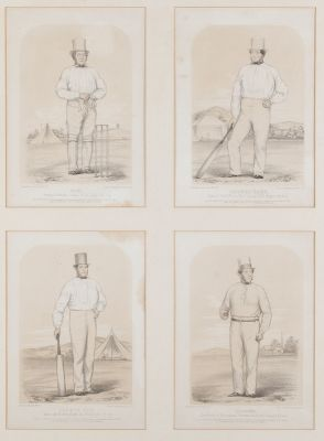 Anderson JC - Sketches At Lord's Nos 9-12