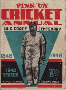 Pink 'Un Cricket Annual 1947