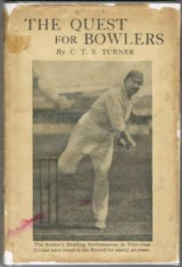 Turner CTB - The Quest For Bowlers
