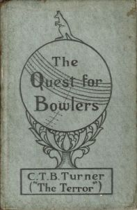 Turner, CTB: Quest for Bowlers, The