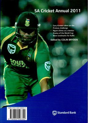 South African Cricket Annual 2011