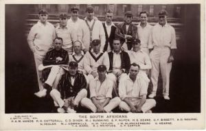 South Africa 1924