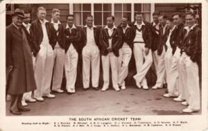 South African Team 1935
