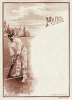 Stoddart AE - Liebig Menu Card