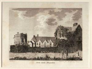 Stoke Castle, Shropshire