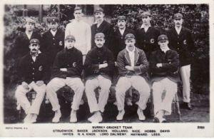 Surrey CCC c.1905
