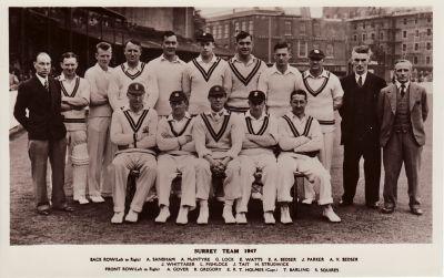 Surrey CCC 1947