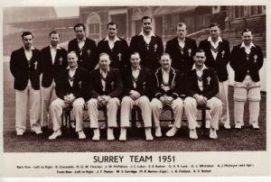 Surrey CCC 1951
