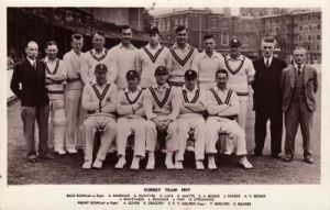Surrey CCC Team 1947