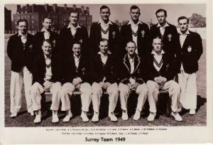 Surrey CCC Team 1949