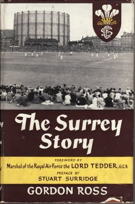 Ross, G: Surrey Story, The
