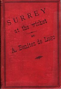Benitez de Lugo, A: Surrey at the Wicket