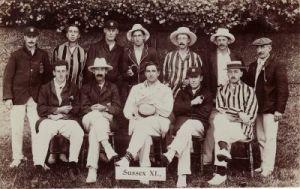 Sussex XI  c.1906