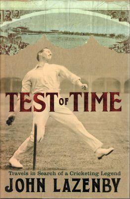 Lazenby, J: Test of Time
