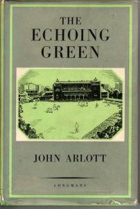 Arlott, J:  The Echoing Green