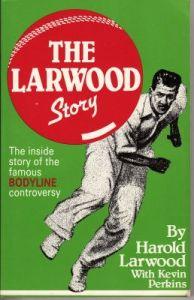 Larwood, H:  The Larwood Story