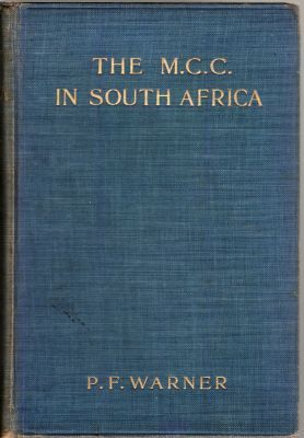 Warner, P.F. : The MCC in South Africa