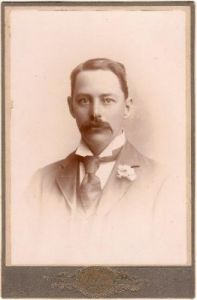 Gregory Syd - Cabinet Photograph
