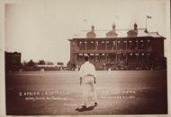 Trumper V - Melbourne 1910