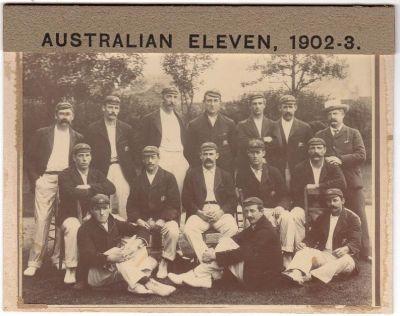 Australian Eleven 1902