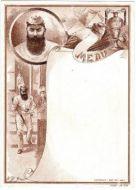 Liebig Menu Card