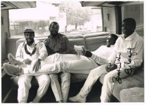 West Indian Cricketers 1984