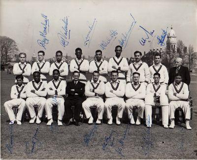 West Indians 1950