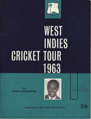 West Indians to UK 1963