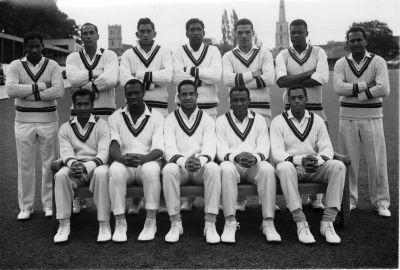 West Indies to UK 1966