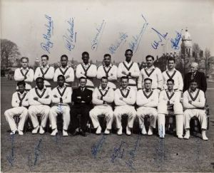 West Indies Tour to UK 1950