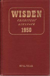wisden 1950