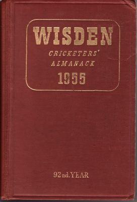 Wisden 1955