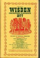 Wisden 1977