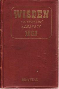Wisden 1962