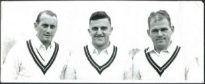 Tayfield, H, McKinnon, A & Fellows-Smith, JP - South Africa