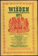 Wisden 1971