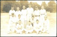 TS Mercury XI, Hamble, Hants 1911
