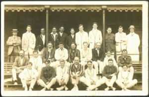 Uppingham School 1918
