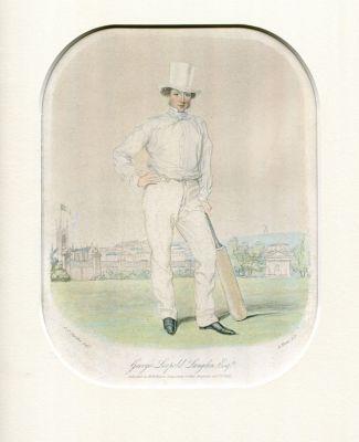 George Leopold Langdon Esq - Sussex