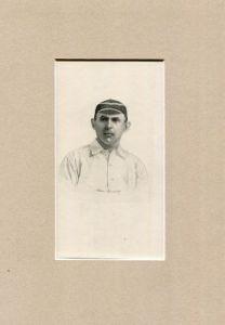 Arthur Shrewsbury - Notts & England
