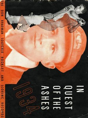 In Quest of The Ashes 1934