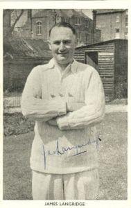 Langridge, James