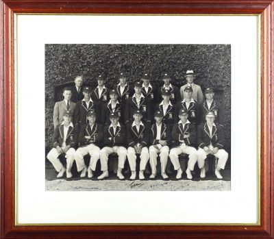 MCC Team to Australia 1936/37