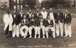 Sussex 1936